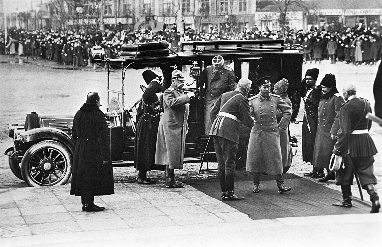 Распућин и цар Николај II: Царска Русија кроз објектив немачког фотографа