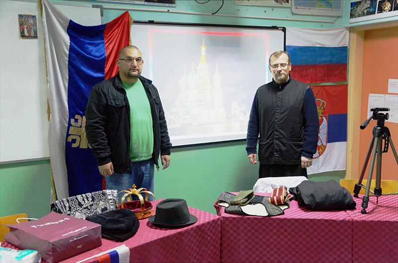 """Школа """"Бубањски хероји"""" из Ниша наставља успешну сарадњу са руским школама"""