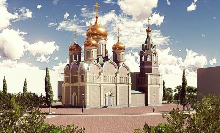 Руски архитекти пројектују руско-србски храм у Бањалуци