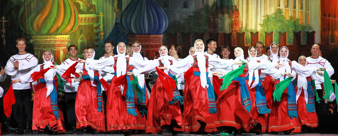 "Руски народни хор ""Митрофан Пјатницки"" у Сава центру"