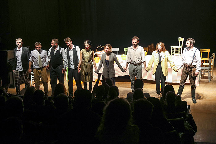 Доделом награда завршен Позоришни фестивал Емира Кустурице, одржан уз подршку НИС-а