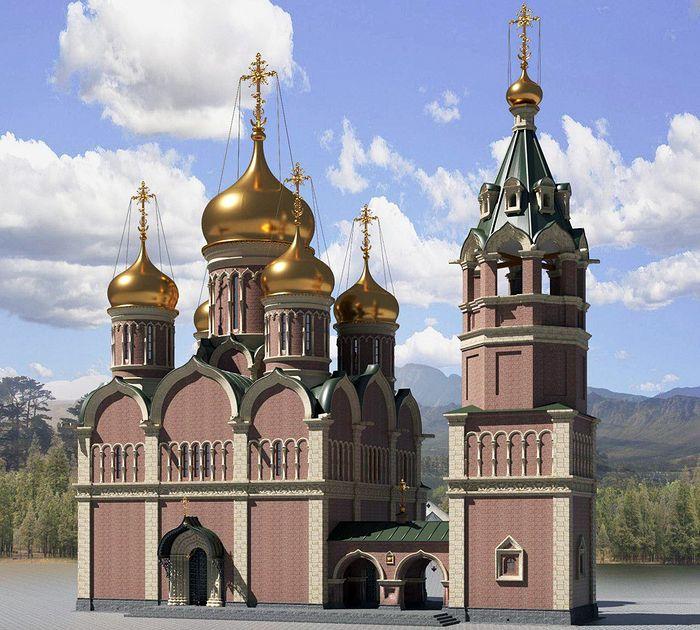 Пројекат Руско-сршпског храма представљен на Светском фестивалу омладине и студената