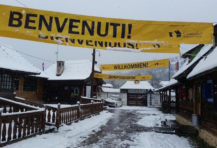 Празник филма и мутике: Једанаести Међународни филмски и музички фестивал Кустендорф почиње сутра на Мећавнику