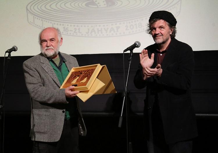 На Мећавнику свечано затворен 11. Кустендорф: Овације и награда за Александра Берчека, признања најбољим филмовима