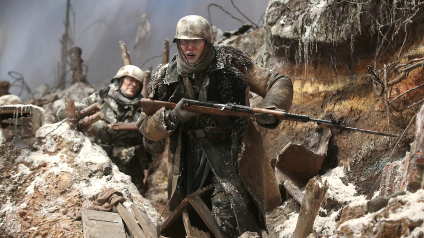 Пробој обруча око Лењинграда у новом 3D музеју: Аутентични амбијент драматичне битке