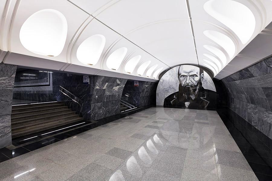 Достојевски, Стари Рим и сељаци: Шта све можете да видите на овој линији московског метроа