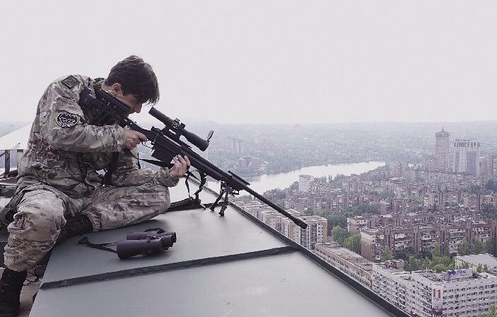 """Премијера филма """"Рат снајпериста"""" у Њујорку"""