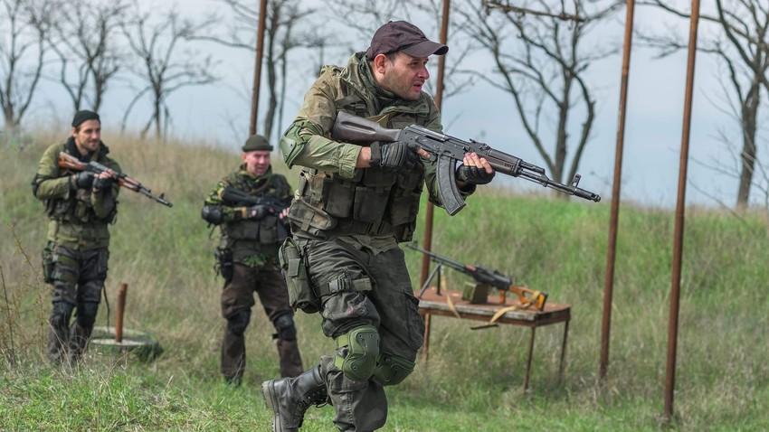 """Репортажа са снимања филма """"Балканска линија"""": Русија ће упознати нове српске глумце"""