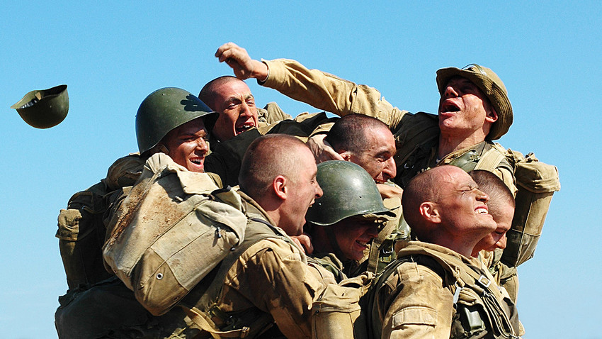 Deset najboljih ruskih ratnih filmova