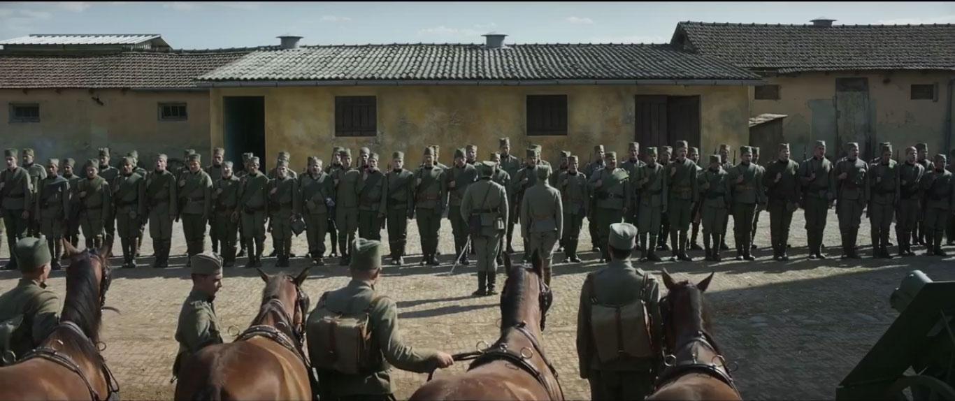 """""""Заспанка за војнике"""" претпремијерно у Бањалуци"""