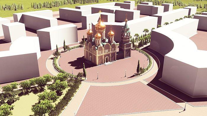 Освећење темеља Србско-руског храма и Духовно-културног центра у Бањалуци