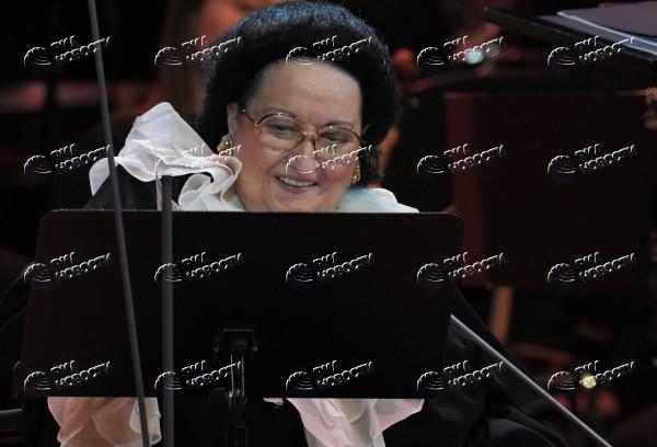 Преминула оперска певачица Монсерат Кабаље