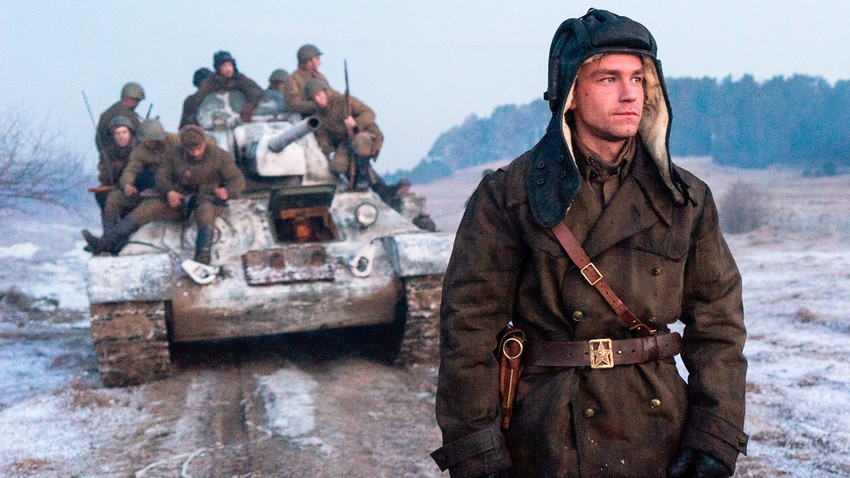 Пет нових руских филмских хитова о Другом светском рату