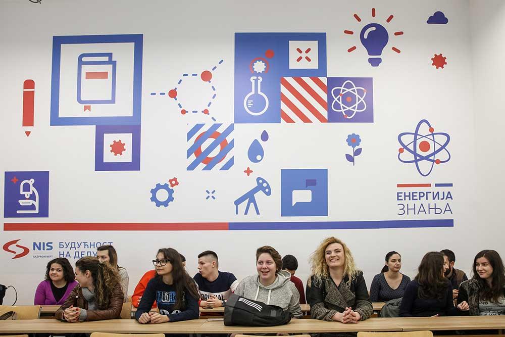Otvoren kabinet za ruski jezik na Filološkom fakultetu u Beogradu