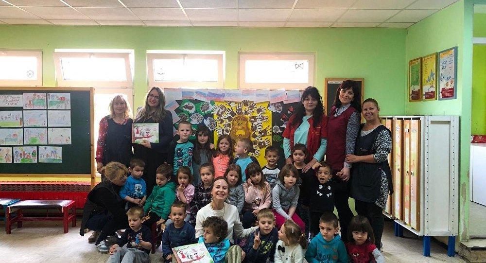 Представљена двојезична руско-србска бајка у Панчеву