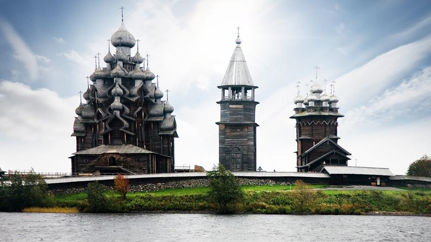 17 (od ukupno 28) ruskih objekata svetske baštine Uneska