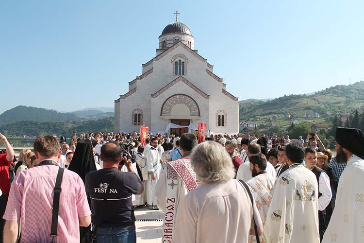 U Andrićgradu svečana akademija povodom 800 godina autokefalnosti SPC