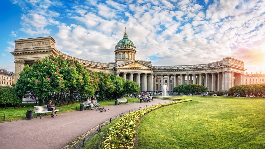 Зашто Петербург ужива статус културне престонице Русије