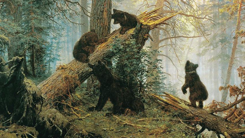 Десет чаробних руских пејзажа