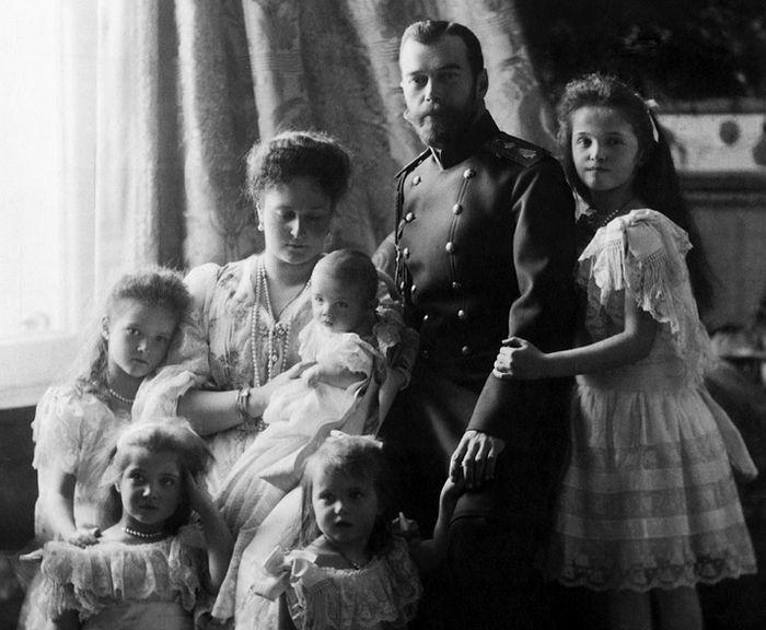 Dečji svet porodice Nikolaja II: Carske vrednosti