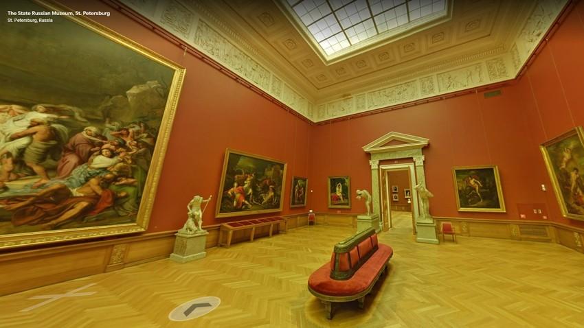 Sedam ruskih muzeja čije kolekcije možete pogledati na internetu