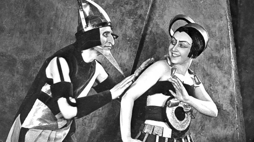 Pet najboljih sovjetskih nemih filmova koji se ubrajaju među remek-dela svetske kinematografije