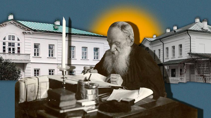 Где је настајала најбоља руска књижевност: Водич кроз најживописнија имања руских писаца
