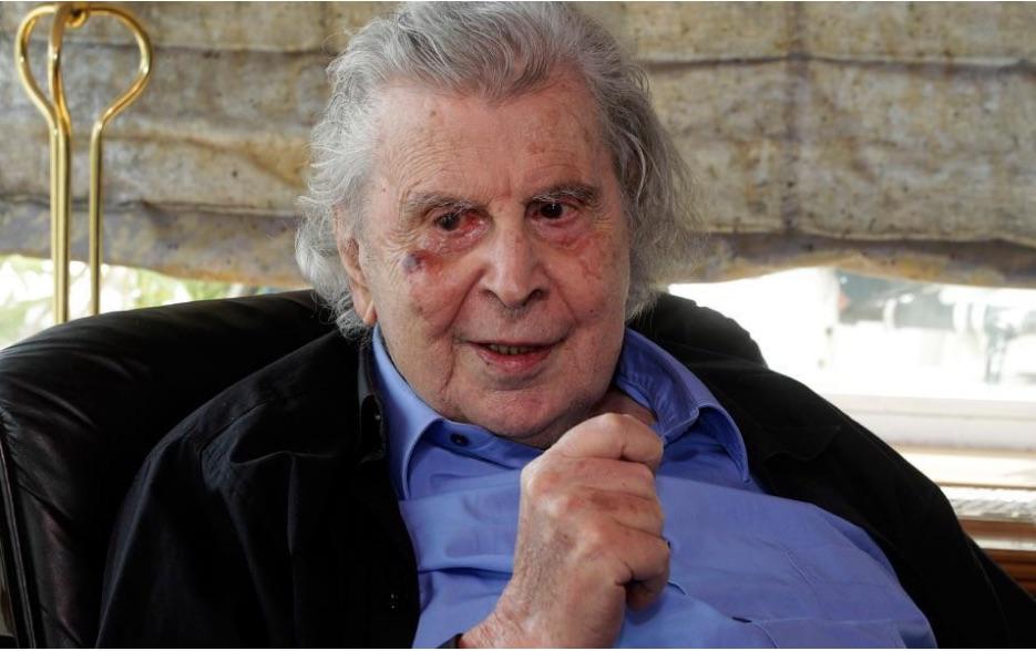 Преминуо Микис Теодоракис, чувени грчки композитор