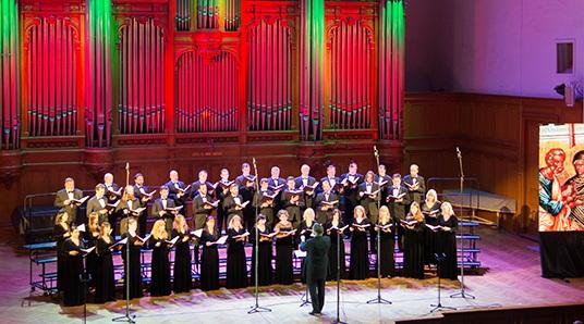 Московски синодални хор у Београду, Нишу и Пироту