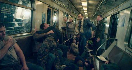 Нови руски филм Метро. Техногенска и породична катастрофа