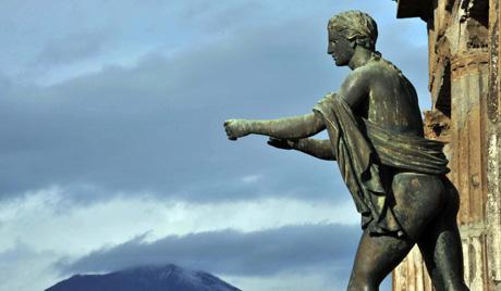 Почела реконструкција Помпеје