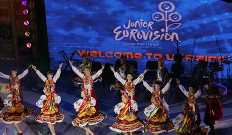 Дечија Евровизија у Кијеву