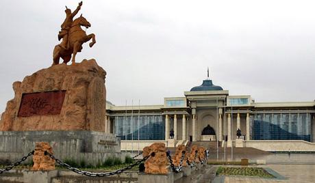 У Монголији се обнавља национално светилиште