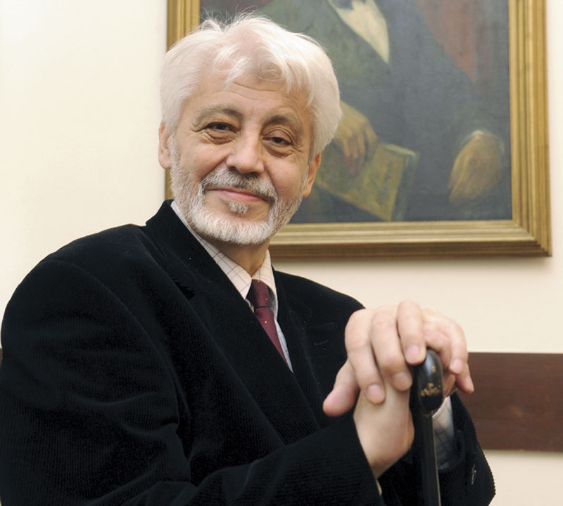 Милован Витезовић приредио књигу о Светом Сави