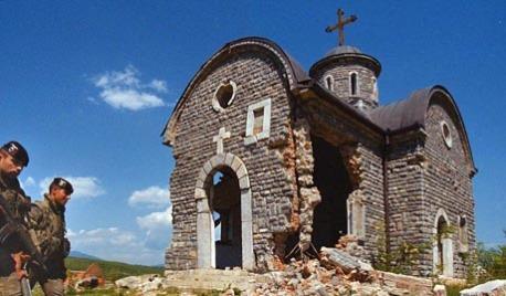 Русија издваја допунска средства ради обнављања православних светиња на Косову