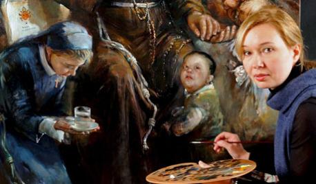 Главни портретиста Ватикана: вера уједињује људе и континенте