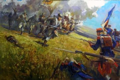 Кримски рат у сликарству