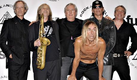 Нови албум Иги Попа и Stooges
