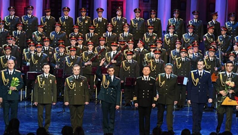 """Ансамбл """"Александров"""" спреман за турнеју"""