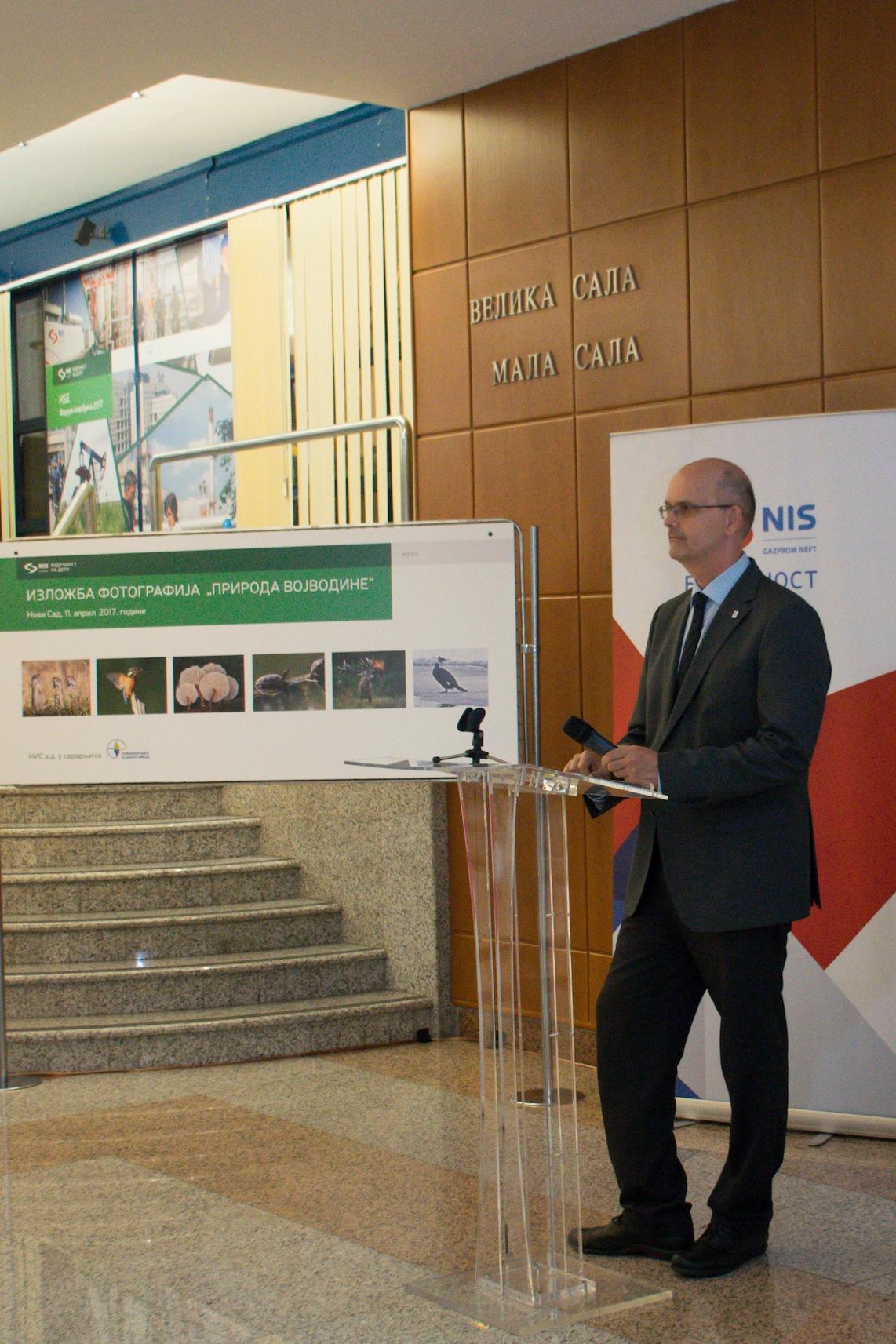 Дан заштите природе у НИС-у обележен изложбом фотографија о природи Војводине
