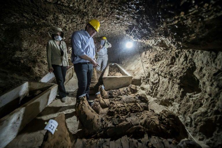 У Египту пронађене катакомбе са великим бројем мумија