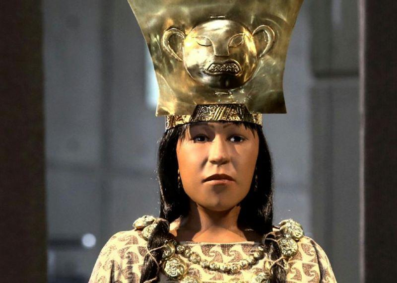 Научници у Перуу реконструисали лице женске мумије