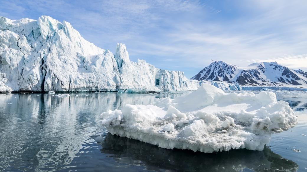 Арктик се топи по стопи од око два и по процента по деценији
