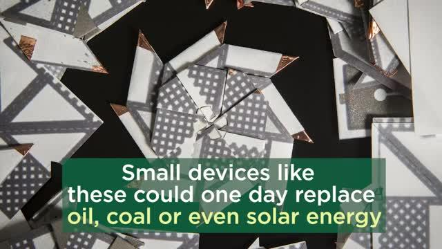 Батерија која се активира на кап пљувачке