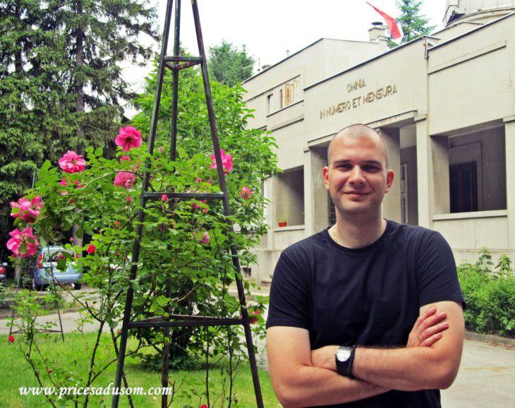 Најмлађи доктор астрономских наука: Ивањичанин у светском тиму истраживача плазме Сунчевог спектра