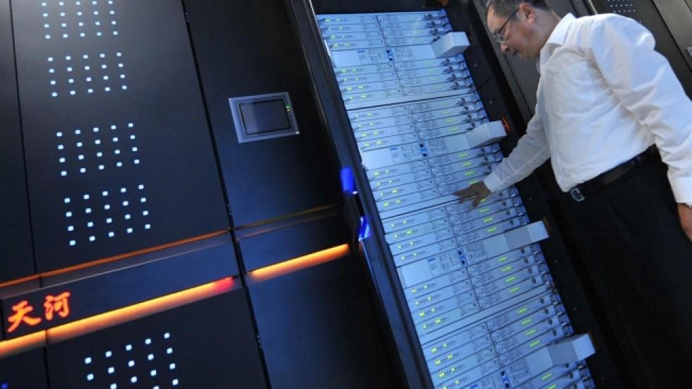 Кинески научници развијају супермоћни компјутер