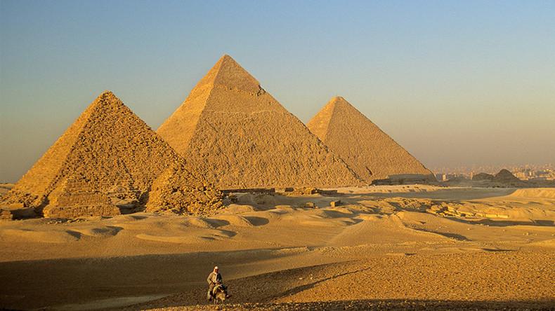 Научници у пирамидама у Гизи открили велике шупљине