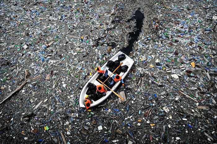 У океанима сваке године заврши више од осам милиона тона пластике