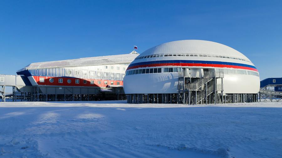 РТ: Пут будућности - Русија преузима водећу улогу у истраживању Арктика