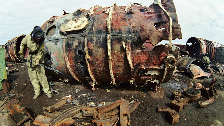 """Авети прошлости: Где нуклеарне подморнице остављају своја """"срца""""?"""